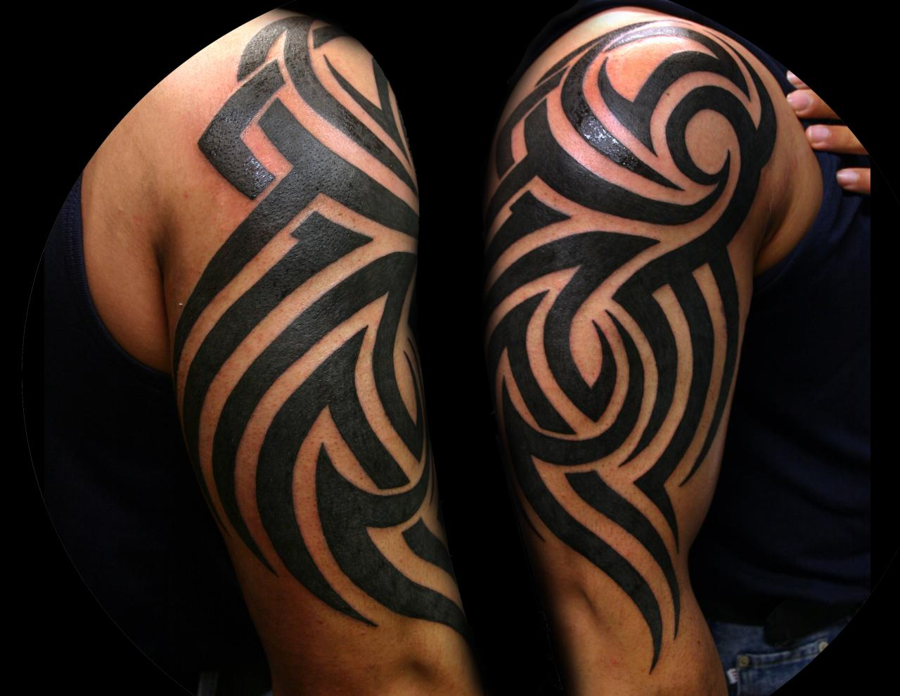 Tribal Tattoo Website: Tattoos Page 1 Page 2